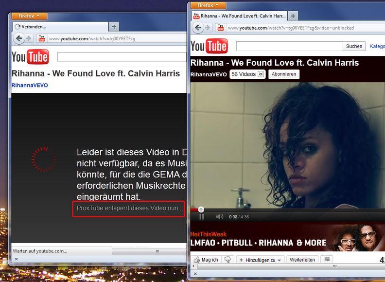 leider ist das video in deinem land nicht verfügbar
